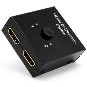 Der bidirektionaler HDMI Switch von CSL
