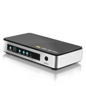 Der CSL HDMI Switch Test 3x1
