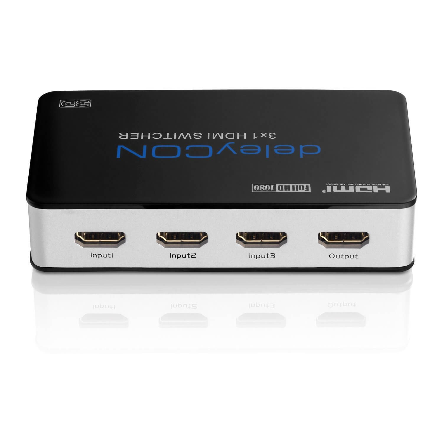 deleyCON HDMI Switch