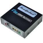 Mondpalast HDMI Splitter 1x2