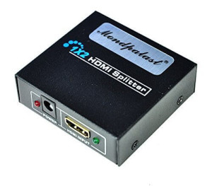 Der Mondpalast HDMi Splitter Test 1x2
