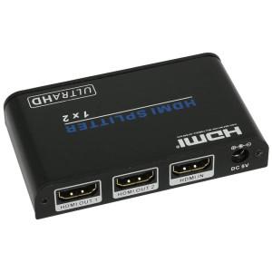 Foto vom HDMI Splitter des Unternehmens Wigoneer