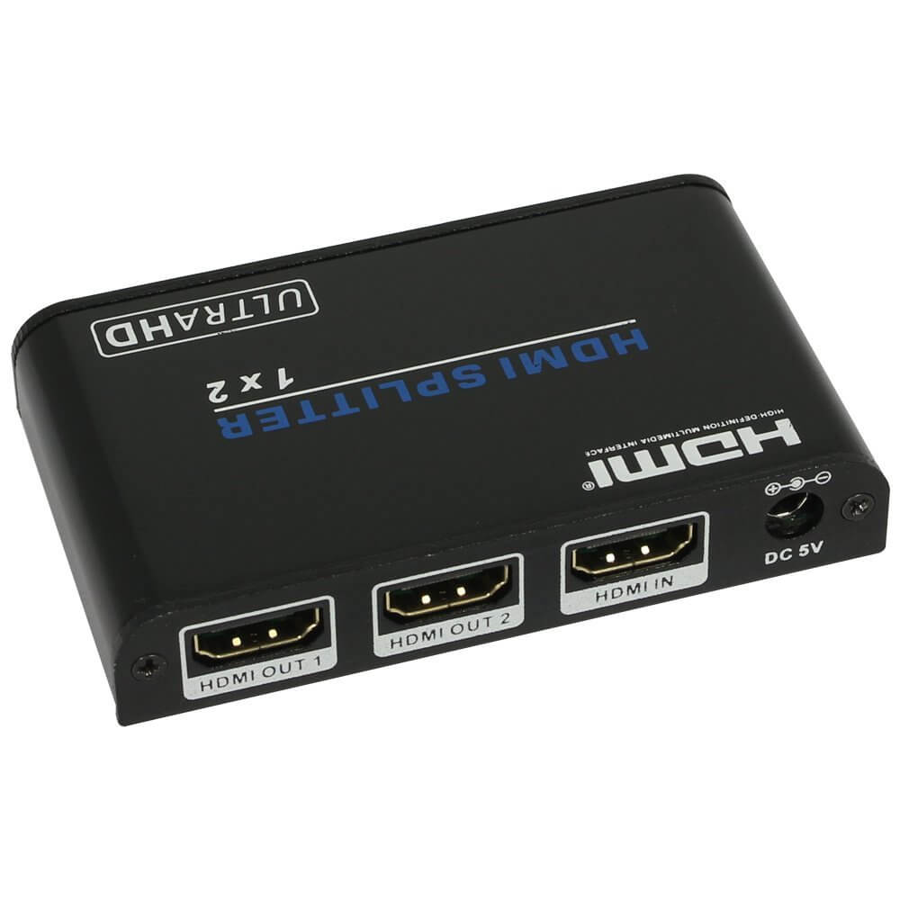 Wingoneer HDMI Splitter 1x2